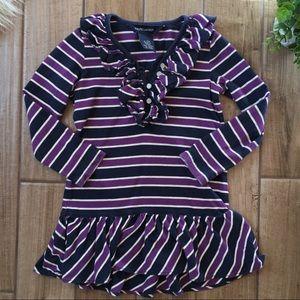 Ralph Lauren toddler girl purple dress 2T